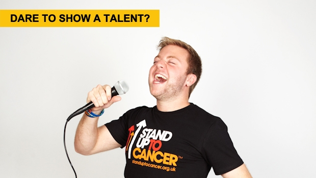 Dare to show a talent?